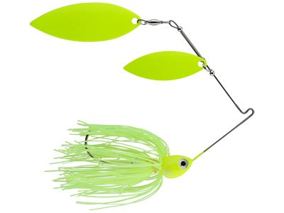 Santone Painted Double Willow Spinnerbaits