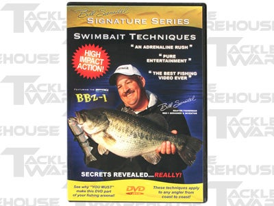 Spro BBZ Advanced Swimbait Technique DVD