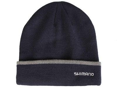 Shimano Beanie Navy Blue