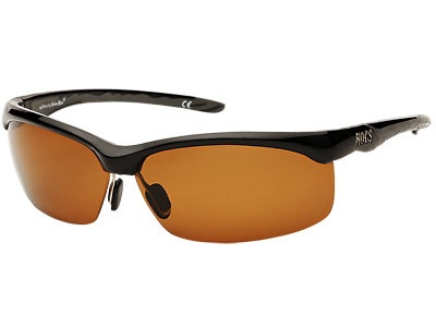 Solar Bat Nocs 1005 Sunglasses Black & Grey