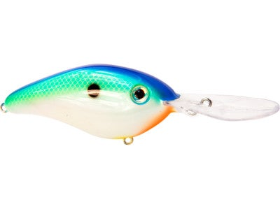 Strike King Pro Model 6XD Silent Crankbaits