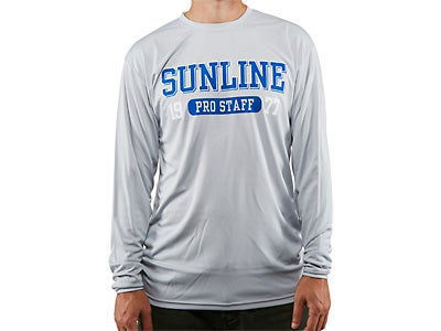 Sunline ProStaff Microfiber Long Sleeve T-Shirt