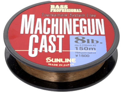 Sunline Machine Gun Cast Line