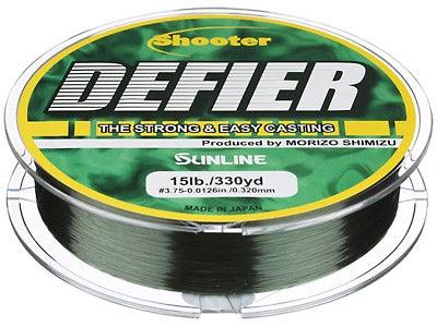Sunline Shooter Defier Nylon Monofilament