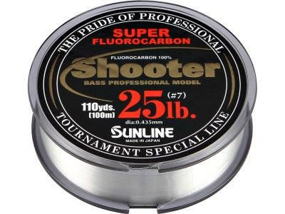 Sunline Shooter Fluorocarbon