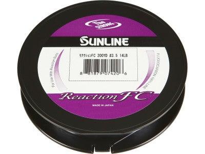 Sunline Reaction FC Fluorocarbon 200yd