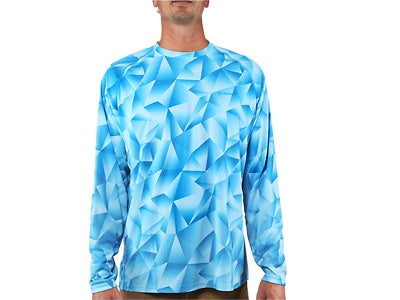 Simms SolarFlex Prints Long Sleeve Shirt