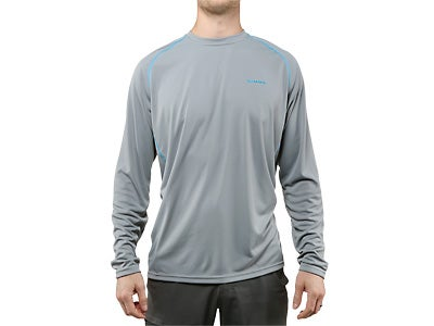 Simms SolarFlex Solids Long Sleeve Shirt