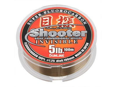 Sunline Shooter Metan Invisible Fluorocarbon