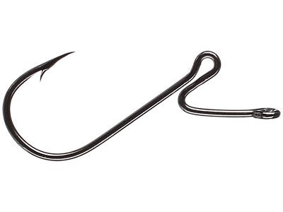 Standout Drop Shot Hook Black Nickel