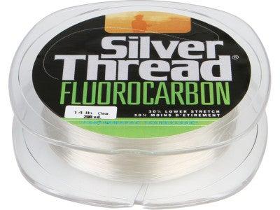 Silver Thread Fluorocarbon