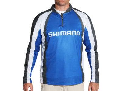 Shimano Technical Long Sleeve Sublimated Shirt