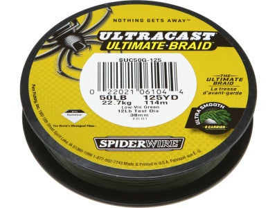 Spiderwire Ultracast Ultimate-Braid