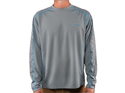 Simms Waypoint Long Sleeve Crewneck