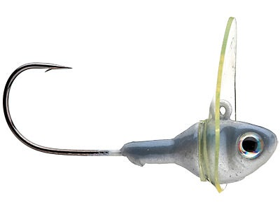 Sworming Hornet Fish Head Shaker Dude 2pk