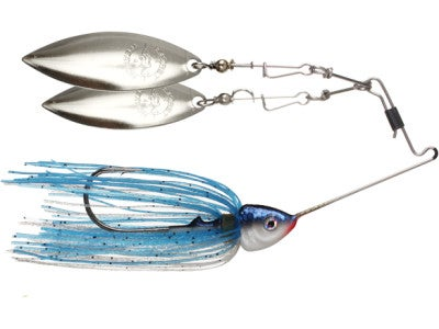 Secret Weapon Sidearm Double Willow Spinnerbaits