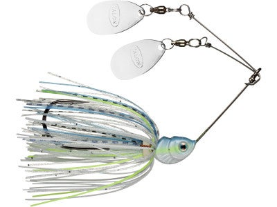 Talon Custom Lures Shibui Twin Spin Spinnerbait