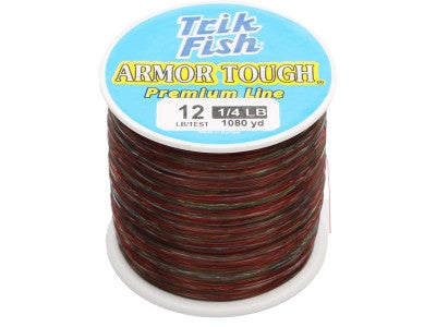 Trik Fish Original Camo Line 1/4lb Spool