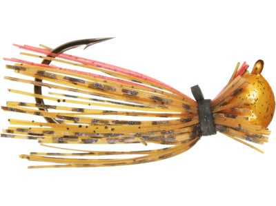 Terminator Half Skirt Football Jig