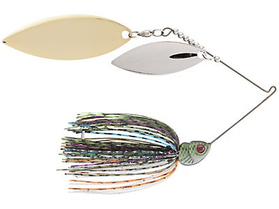 Talon Custom Lures Shibui Double Willlow  Spinnerbaits