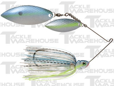 Talon Custom Lures Shibui Dbl Willlow  Spinnerbaits