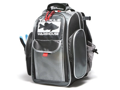 Tackle Warehouse Angler Backpack
