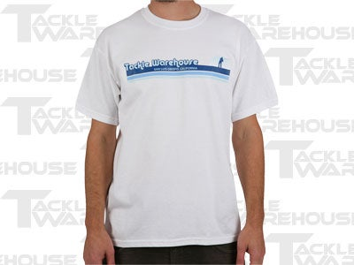 Tackle Warehouse Retro Short Sleeve T-Shirt