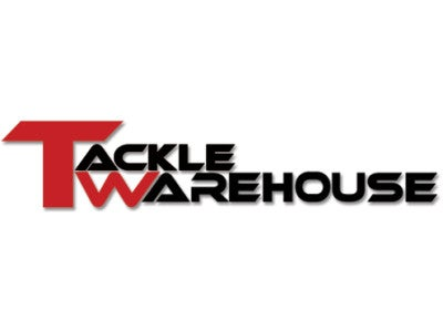 Tackle Warehouse Stacked Logo Stickers