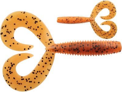 Trigger X Aggression Twin Tail Grub 10pk