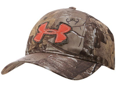 Under Armour Camo Arion Cap Realtree Ap Xtra OSFA