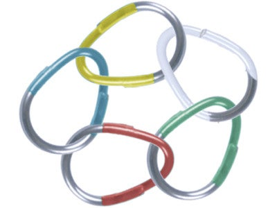 Ultimate SmartLink Titanium Rings 6pk