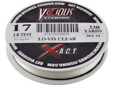 Vicious X.A.C.T. Copolymer Line