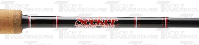 Seeker Bushido Warrior Series Spinning Rods