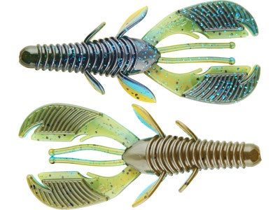 Xcite Baits Raptor Tail Junior 6pk