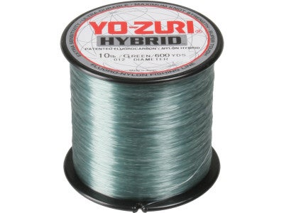 Yo-Zuri Hybrid Fishing Line Camo Green