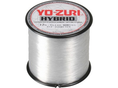 Yo-Zuri Hybrid Fishing Line Clear