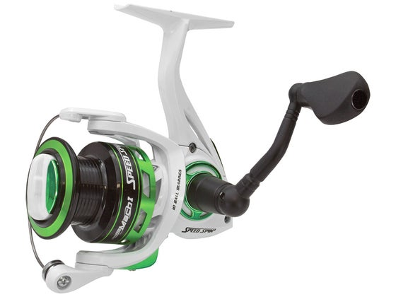 Lew 39 s mach i speed spin spinning reel for Lews fishing reels