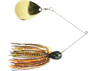 4x4 Nighttime Spinnerbait 3/4 oz