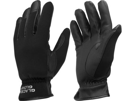 Glacier Glove Neoprene/Poly Glove Black