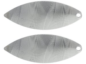 Advantage Bait Replacement Willow Blades 2pk