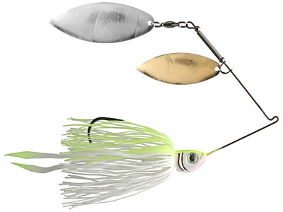 Advantage Double Willow Spinnerbaits