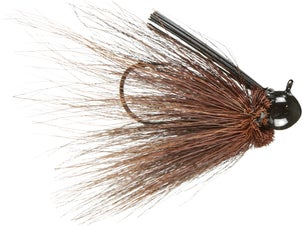 Arkie Bucktail Muddler Collar Jig