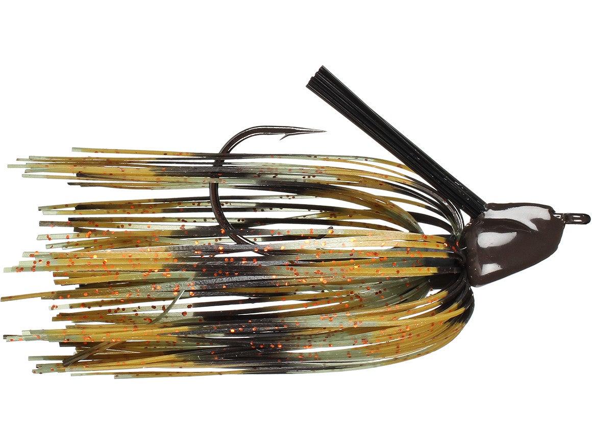 Dobyns D-Swim Jig Heads Hvy Hook Weedguard Choose Color//Size