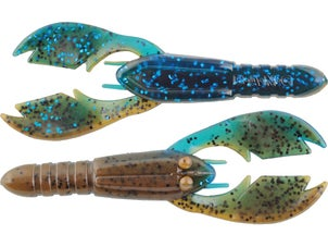Bass Assassin Pure Craw 10pk