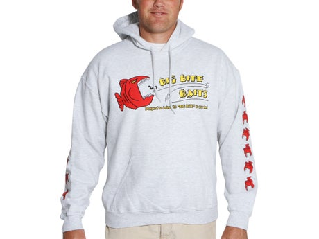 Big Bite Baits Hooded Sweatshirt