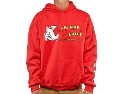 Big Bite Baits Hooded Sweatshirt