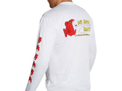 Big Bite Baits Microfiber Long Sleeve T-Shirt