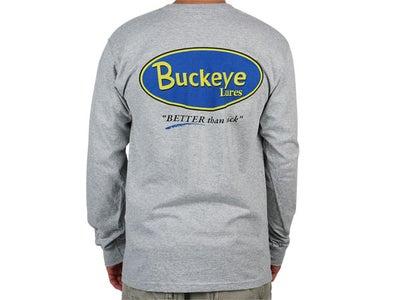 Buckeye Long Sleeve Tee Shirts