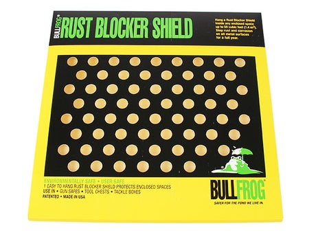 Bullfrog Anti-Rust Emitter Shield 10
