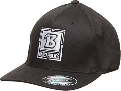 Bassaholics B Boxed Flex Fit Hat